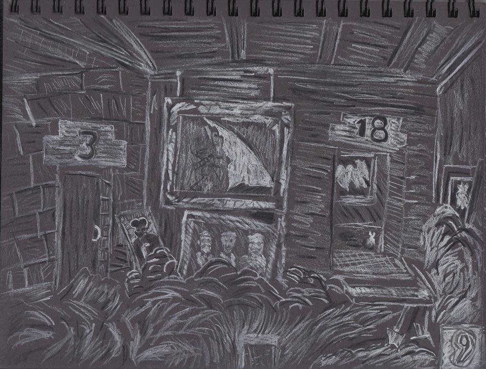 Crouchman charcoal 09
