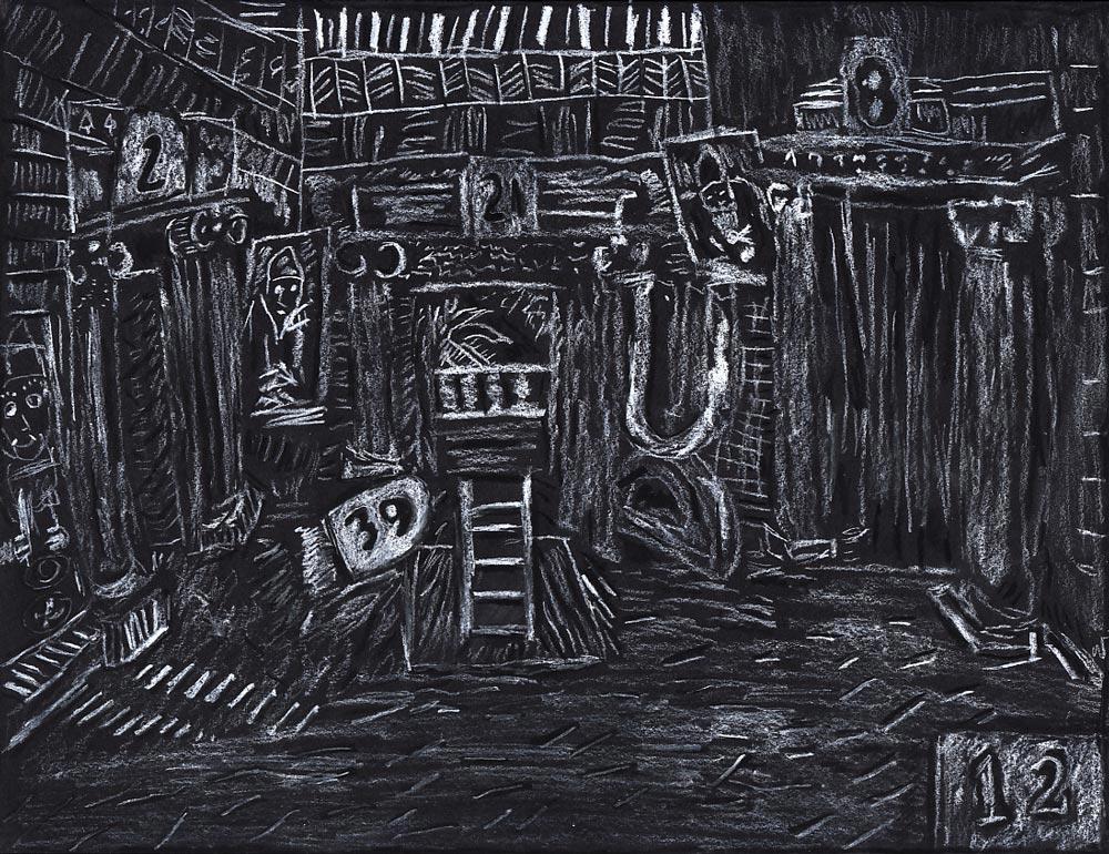 Crouchman charcoal 12