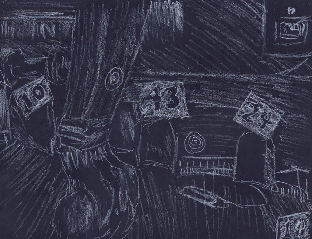 Crouchman charcoal 14