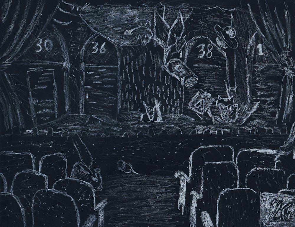 Crouchman charcoal 26