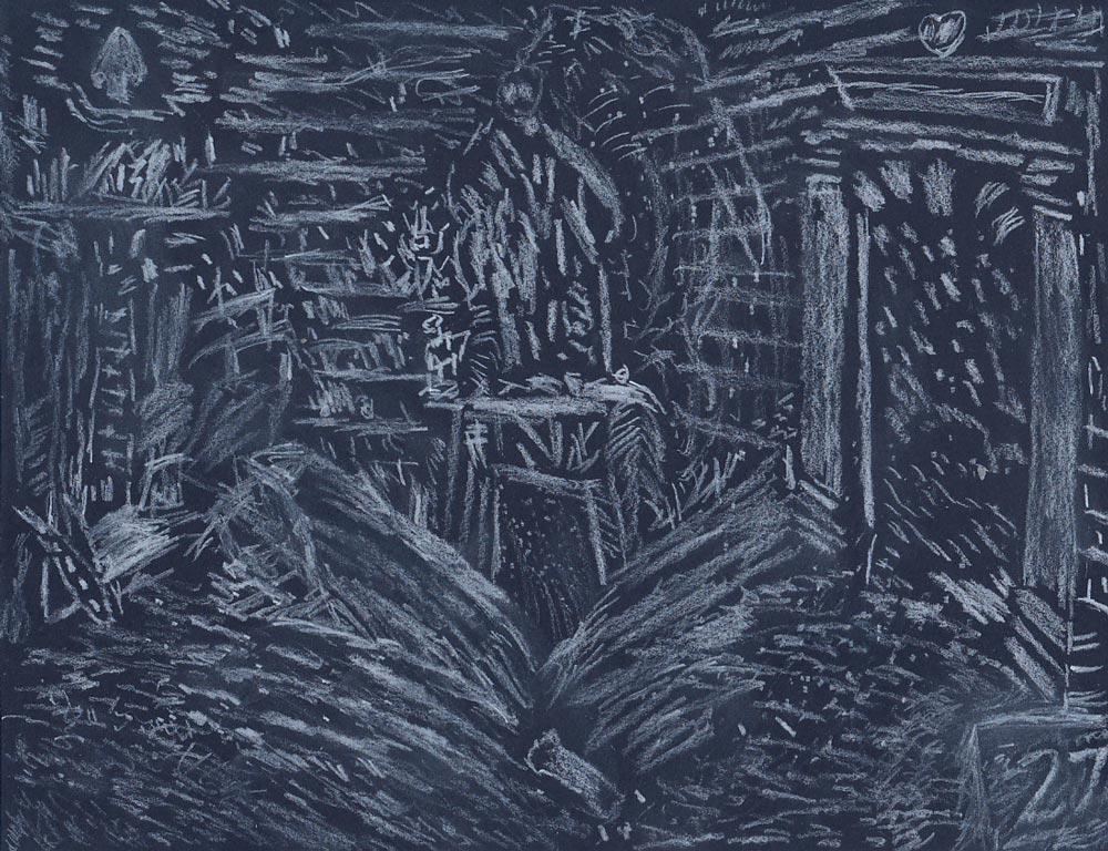 Crouchman charcoal 27