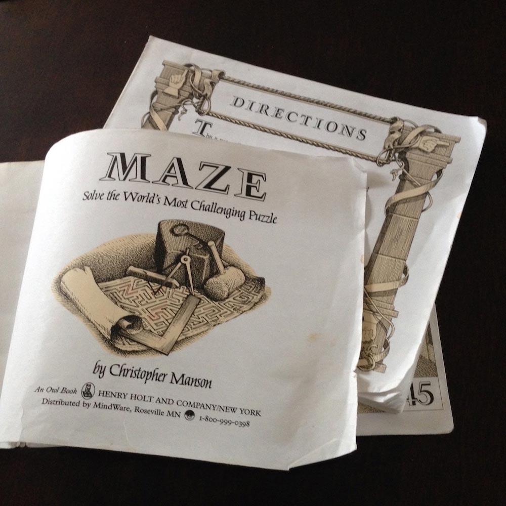 Maze old copy